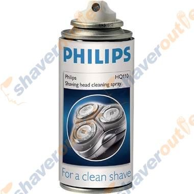 norelco-philips-hq110-cleaner-and-lubricant-spray-for-all-shavers-by-philips