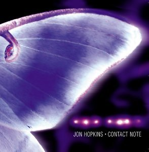 Jon Hopkins Contact Note cd cover