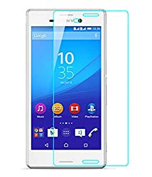 Ascari Ultra Thin 2.5D Screen Protector Premium Tempered Glass Mobile phone For Sony Xperia M4 Aqua