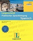 echange, troc Elisabeth Graf-Riemann - Langenscheidts Praktischer Sprachlehrgang, m. Audio-CD, Spanisch (Livre en allemand)