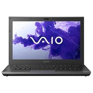 "VAIO VPCSA4BGX/BI 13.3"" LED Notebook - Intel Core i5 i5-2450M 2.50 GHz - Jet Black"