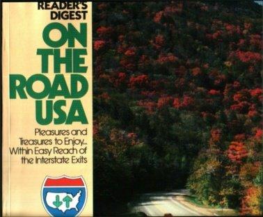 On Road Usa 2 Bk Set, Reader's Digest Editors