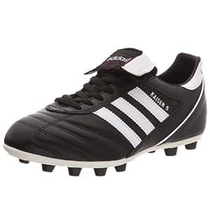 adidas Kaiser 5 Liga, Chaussures de football homme - noir/blanc, 43 1/3 EU