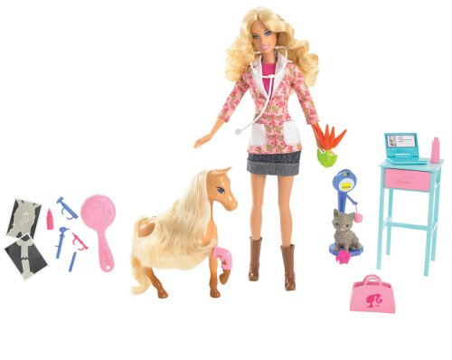 Barbie I Can Be...Pet Vet (Barbie I Can Be Vet compare prices)