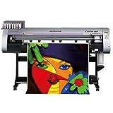 Mimaki CJV30-160 Printing and Cutting Plotter, Includes Bulk System.