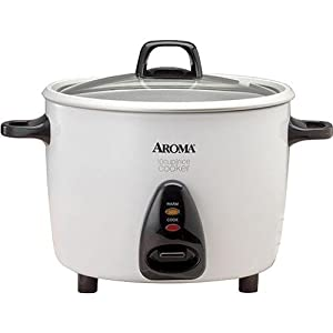 Amazon.com: Aroma ARC-730G 20-Cup (Cooked) Rice Cooker