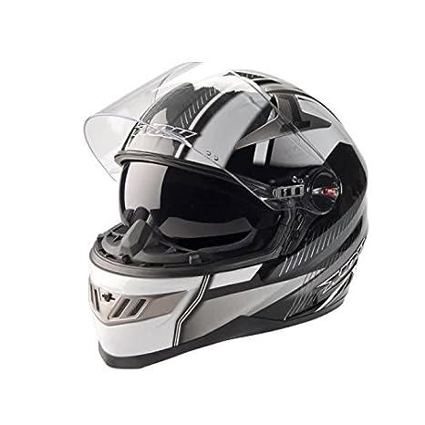 Nox casque moto intégral N916 dble visiere+Pump