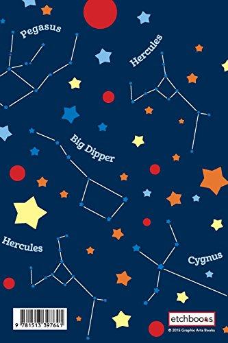Etchbooks Kobe, Constellation, Wide Rule