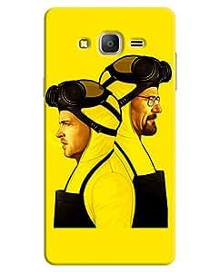 FurnishFantasy 3D Printed Designer Back Case Cover for Samsung Galaxy On7 Pro