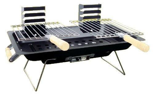 Redwood Leisure Steel Hibachi Grill