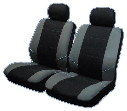black Faszination 105893 car seat covers complete set