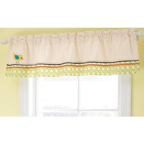 Elephant Parade Window Valance by Laura Ashley