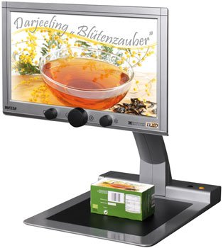 Mezzo High Definition Electronic Magnifier