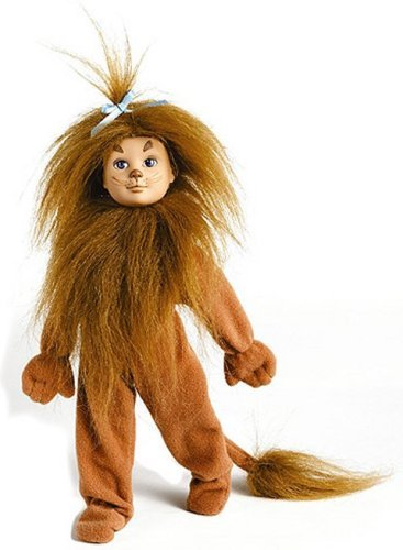"Cowardly Lion - Wizard of Oz - Madame Alexander 10"" Doll"