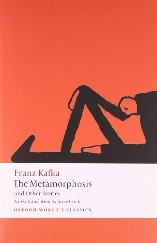The Metamorphosis and Other Stories (Oxford World's...