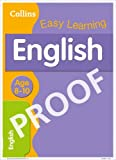 Collins Easy Learning English Age 8-10 (Collins Easy Learning Age 7-11)