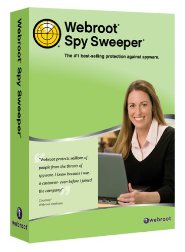 Webroot Spy Sweeper - Windows