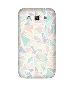 Pastel Triangles Samsung Galaxy Grand Quattro I8552 Case