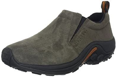 Merrell Men's Jungle Moc Slippers, Gunsmoke, 7 UK