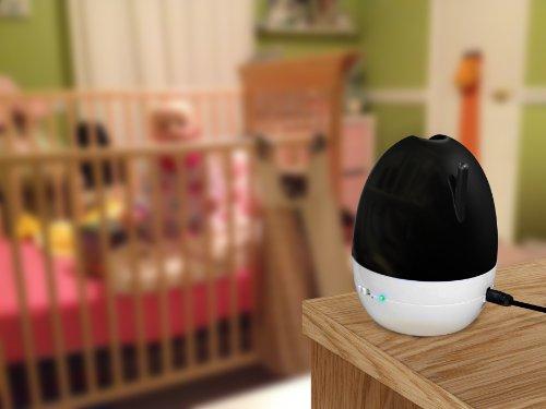 new levana stella 4 3 ptz digital baby video monitor with talk to intercom. Black Bedroom Furniture Sets. Home Design Ideas