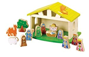 Maxim EverEarth Nativity Set