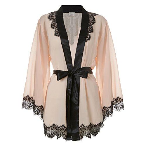 Hunkemöller Damen Kimono Sylvie 108450