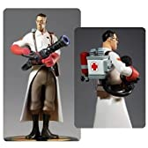Team Fortress 2 The Medic Red Statue フィギュア おもちゃ 人形 (並行輸入)