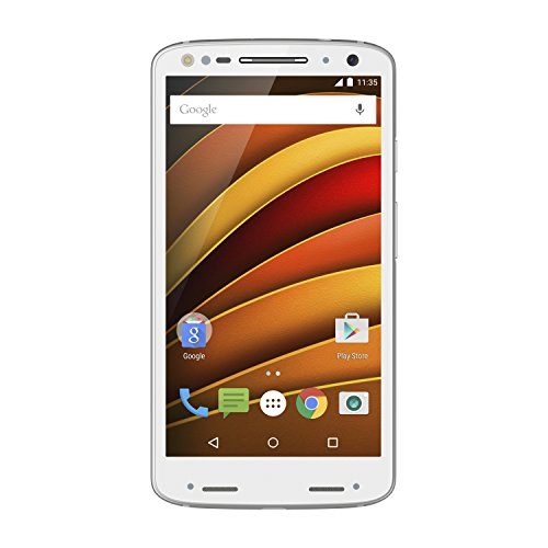 Moto X Force  White, 32 GB  available at Amazon for Rs.17999