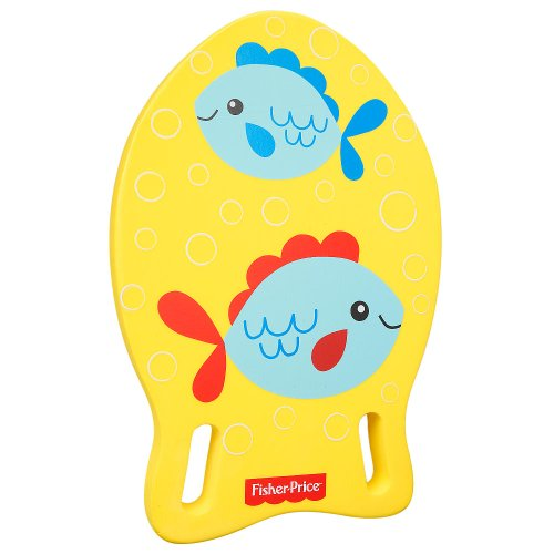 Fisher-Price® Kickboard - Yellow Fish front-278206