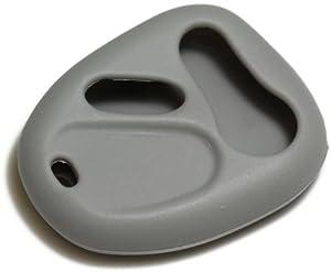 Amazon.com: Gray Silicone Key Fob Cover Case Smart Remote