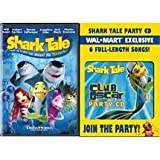Shark Tale DVD and Club Oscar karaoke CD