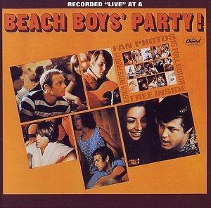 Beach Boys' Party! artwork