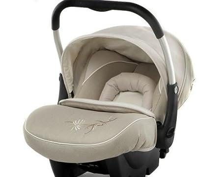 silver cross car seat ventura plus sleepover vintage cream rrp 140 vgc ebay. Black Bedroom Furniture Sets. Home Design Ideas