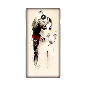 StyleO Lenovo Vibe P1 Back Cover - High Quality Designer Case and Covers Printed Cover Back Cover Premium Cases Plastic Cover for Lenovo Vibe P1