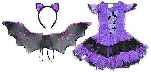 [Vampire Bat Wings Childs Costume Pattern] (Childs Bat Costume Pattern)