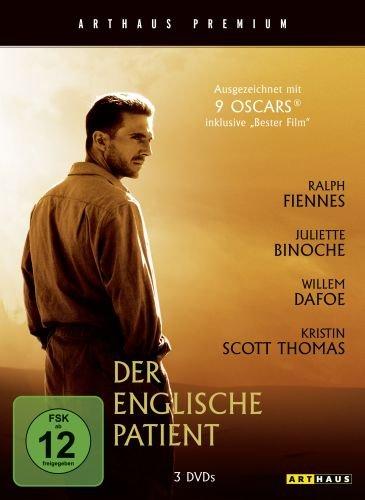 Der englische Patient - Arthaus Premium (3 DVDs)