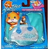 Zhu Zhu Pets Aqua Pet Carrier & Cozy Blanket For Hamster