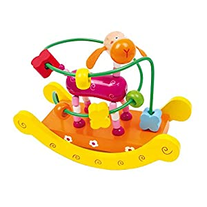 Legler Motor Activity Loop Rocker Preschool Learning Toy