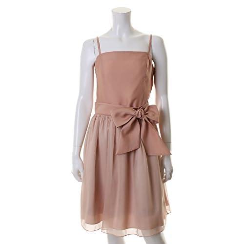 (クリアインプレッション)Clear Impression dress スカートレイヤードワンピース ピンク 01