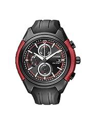 Citizen Eco-Drive Analog Black Dial Men's Watch CA0287-05E