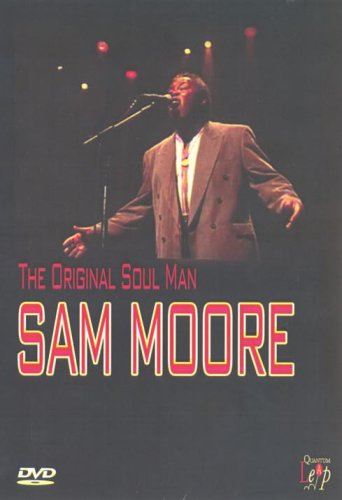 Sam Moore - The Original Soul Man [DVD]
