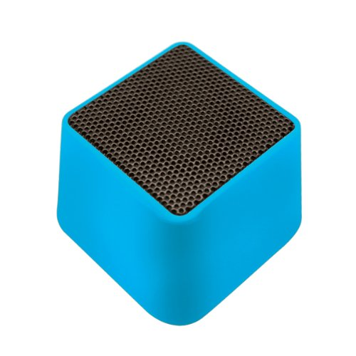 Click to buy Vibe Sound Bluetooth Rhombo Speaker - Retail Packaging - Blue - From only $28.62