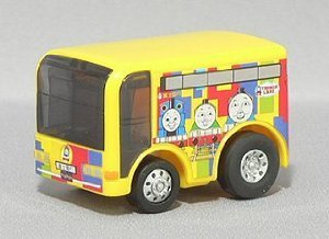 Choro Q Thomas bus STD-5 (japan import) - 1