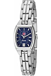 Fossil Women's MLB1009 MLB Chicago Cubs Watch