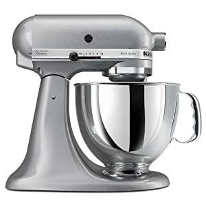 Dimensions Of Kitchen Aid Artisan Mixer
