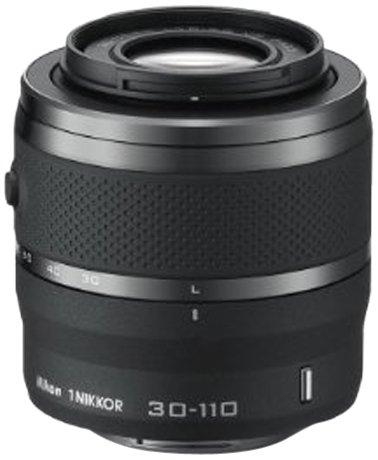 Nikon 1 NIKKOR VR 30-110mm f/3.8-5.6 Lens (Black)