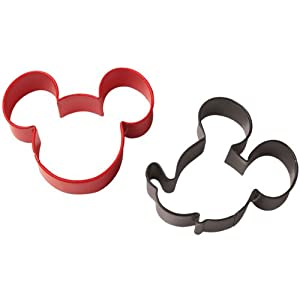 Disney Mickey Mouse Clubhouse Cookie Cutter Set by Wilton