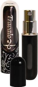 Travalo Excel Refill Perfume Atomizer - Black