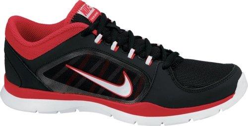Nike Women's Flex Trainer 4 Blk/Pr Pltnm/Lsr Crmsn/Lsr Crm Training Shoe 8.5 Women US