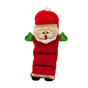Kyjen Invincible Santa 5 Squeaker